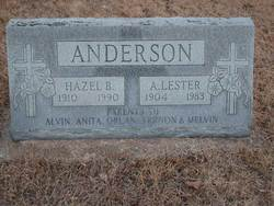 A. Lester Anderson