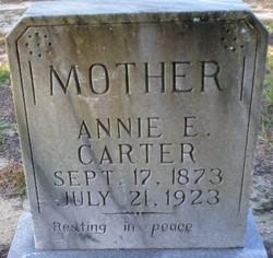Annie Eliza <I>Herring</I> Carter