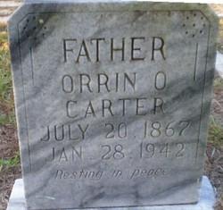 Orrin Oscar Carter