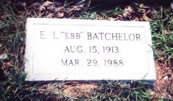 """Everett Leon """"Ebb"""" Batchelor"""