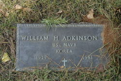"W. H. ""Bill Jr"" Adkinson, Jr"
