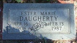 Ester Marie Daugherty