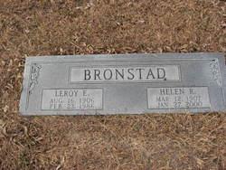 Leroy Edgar Bronstad