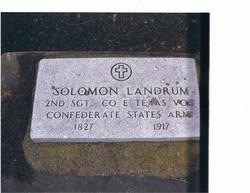 Solomon Landrum