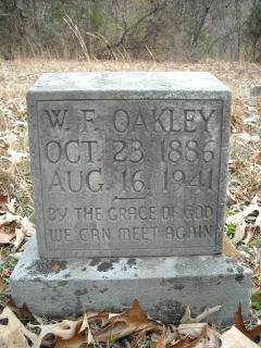 William Franklin Oakley, Jr