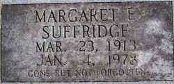 Margaret E. Suffridge