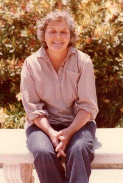 "Esther Frances ""Sis or Goose"" <I>Pecaro</I> Podboy"