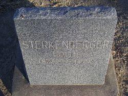 Edith Sterkenberger