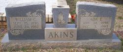 Ada M <I>Emmett</I> Akins