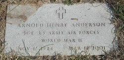 Arnold Henry Anderson