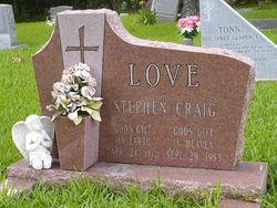 Stephen Craig Love