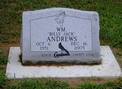 "William Jack ""Billy Jack"" Andrews"