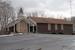 Hahn Chapel Cemetery