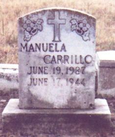 Manuela Carrillo