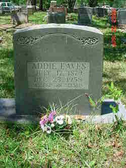 Addie Olevia <I>Ratcliff</I> Eaves