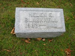 Helen Elizabeth Blackwell