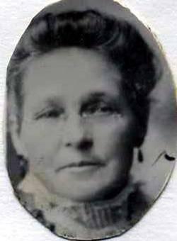 Eleanor Jackson <I>Adams</I> McAllister
