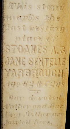 Jane Sentelle Yarbrough