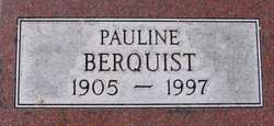 Pauline Berquist