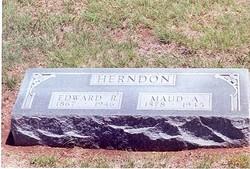 Maud A Herndon