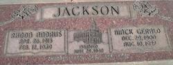 Rhoda Andrus Jackson