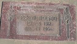 Rex M Nelson