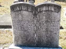 Isaac Samuel Carradine, II