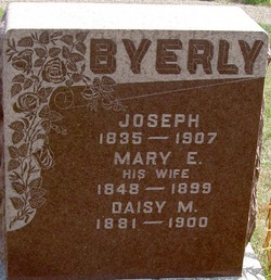 Joseph Byerly