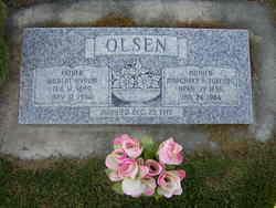 Margaret Asenath <I>Furlong</I> Olsen