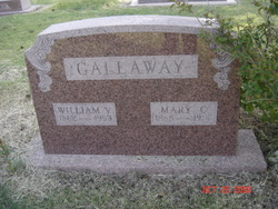 "Mary Catherine ""Katy"" <I>Harris</I> Gallaway"