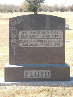 """William Clinton """"Will"""" Floyd"""