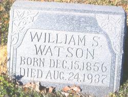 William Sanford Watson