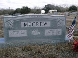 James Raymond Mcgrew
