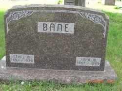 Ethel M <I>Sallee</I> Bane