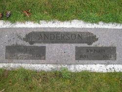 Alice M <I>White</I> Anderson