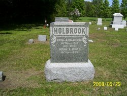 Adah L. <I>Burt</I> Holbrook