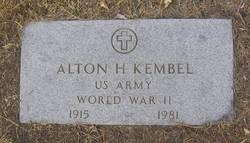 Alton Harold Kembel
