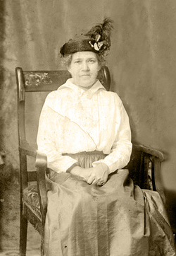Mahalia Alice <I>Hottinger</I> Barton