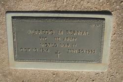 Alfredo M Bernal