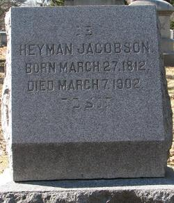 "Heyman ""Herman"" Jacobson"