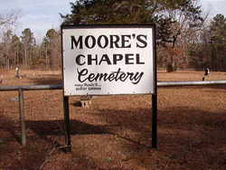 Moores Chapel Cemetery