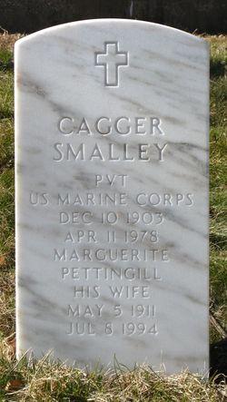 Marguerite Pettingill Smalley