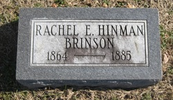 Rachel E <I>Hinman</I> Brinson