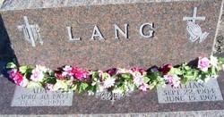 Killian Lang