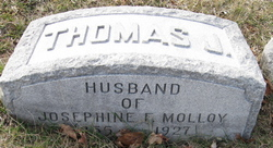 Thomas J Molloy