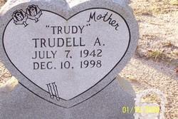 "Trudell ""Trudy"" <I>Amerson</I> Taylor"
