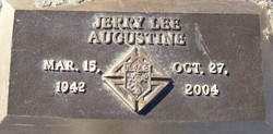 "Jerome Lee ""Jerry"" Augustine"