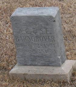 Melvin Calvin Barngrover