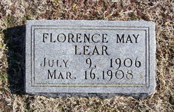 Florence May Lear