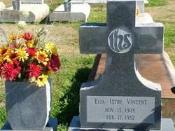 Elia <I>Istre</I> Vincent